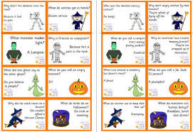 Halloween Riddles And Jokes For Adults by Printable Jigsaws For Kids