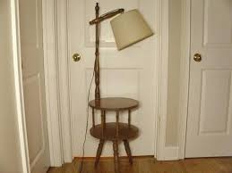Traditional Floor Lamp With Attached Table Uk by Traditional Floor Lamp With Attached Table Uk Lamps Tables Side