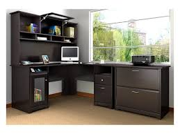 Space Saver Desk Workstation by Bush Home Office Furniture Computer Desk For Small Spaces Student