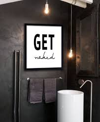 Decals For Bathrooms by Bathroom Good Bathroom Quotes Wall Art With Frame Hanging In