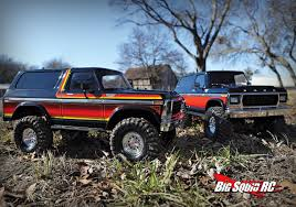 Traxxas TRX-4 Bronco Info And Details With Video! « Big Squid RC ... 1996 Ford Bronco Trucks Pinterest Bronco And 4x4 Truck Muddy Rock Boulders Slips Falls Video 1979 4wheel Sclassic Car Suv Sales 1985 For Sale 2087460 Hemmings Motor News Traxxas Trx4 Rc Gear Patrol The Ford U14 Half Cab Pickup Truck 20 Price Specs Pictures Spied Release Test Mule 1967 Chad S Lmc Life 4xranger 1984 Ii Corral Fords Ranger Trucks Return To Us Starting In 2019