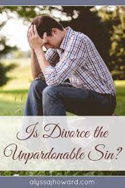 The Bible Is Clear That God Hates Divorce But Does Give Us Right
