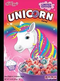 Kelloggs Unicorn Cereal