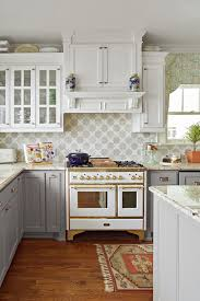 21 White Kitchen Cabinets Ideas 21 Tile Backsplash Ideas For The Range That Add A