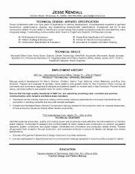 Resume Examples Young Adults Elegant Template Professional