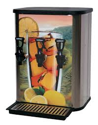 Tomlinson Water Cooler Faucets by Tea Brewers Post Mix Series