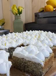 zitronen mohn kuchen mit quark tinas küchenzauber