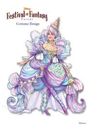 100 Sea Shell Design Disney Festival Of Fantasy Parade Shell Girl Disney Released