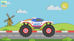 MINION USA CAPTAIN AMERICA MONSTER TRUCKS Cars For Children ... Monster Jam World Finals 18 Trucks Wiki Fandom Powered Larry Quicks Ghost Ryder Truck Weekly Results Captain Usa Monster Truck Show Youtube Offroad Police Android Apps On Google Play Literally Toyota The New Uuv And Two I Wish They Had More Girly Stuff Have Always By Wikia Trucks At Lucas Oil Stadium