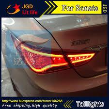 car styling lights for hyundai sonata 2010 2013 led l