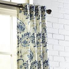 Pier 1 Imports Curtain Rods by Freddy Blue Grommet Curtain Pier 1 Imports