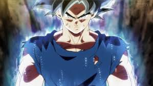 Lultra Instinct De Goku Dans Dragon Ball Super