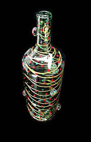Decorative Wine Bottles Crafts by 145 Best Wine Bottles Images On Pinterest Wine Bottle Corks