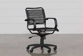 Bungee Office Chair With Arms by Kylie Office Chair Living Spaces