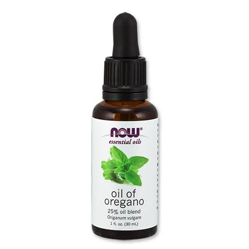 Now Foods Essentials Oil - Oregano, 30ml