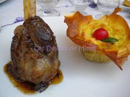 cuisiner une souris d agneau souris d agneau laquées au sirop d érable les délices de mimm
