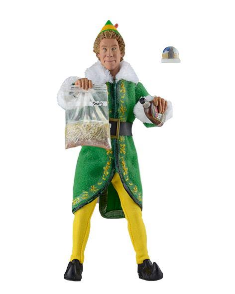 Elf Buddy The Elf Clothed Figure