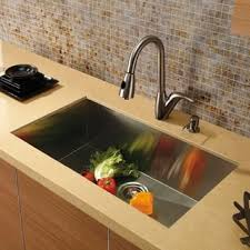 Overstock Stainless Steel Kitchen Sinks by Ceramic Undermount Kitchen Sinks For Less Overstock Com