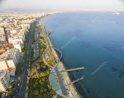100 Molos Aerial View Of Limassol Cyprus Stock Photo F8grapher