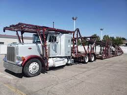 100 Car Carrier Trucks For Sale 2000 Peterbilt 379 Rier Truck Salt Lake City UT