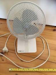 sehr leiser tisch ventilator 2 stufen für schlafzimmer büro