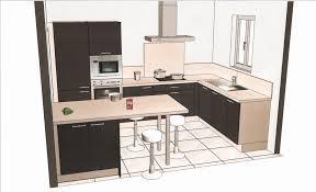 idee plan cuisine plan cuisine ilot conseils d architecte 3 plans de cuisine