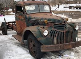 100 Military Chevy Truck Rare 1945 Hot Rat Rod Project Complete With