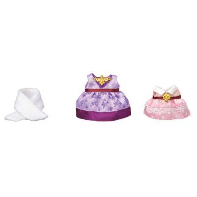 Calico Critters Town Dress Up Set (Purple & Pink)