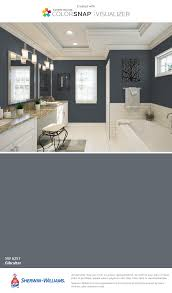 Neutral Bathroom Paint Colors Sherwin Williams by Sherwin Williams Gibraltar Sw 6257 Paint Colors Pinterest