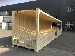 100 Shipping Container Conversions For Sale A Shipping Container Converted Into Sporting Event Bleachers