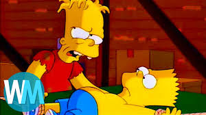 Best Halloween Episodes by Top 10 Best Treehouse Of Horror Episodes Youtube