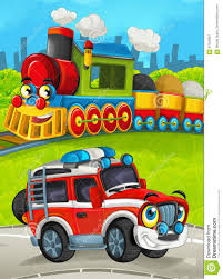 Cartoon Train Scene On The Meadow With Off Road Fireman Truck Stock ... Firemantruckkids City Of Duncanville Texas Usa Kids Want To Be Fire Fighter Profession With Fireman Truck As Happy Funny Cartoon Smiling Stock Illustration Amazoncom Matchbox Big Boots Blaze Brigade Vehicle Dz License For Refighters Sensory Areas Service Paths To Literacy Pedal Car Design By Bd Burke Decor Party Ideas Theme Firefighter Or Vector Art More Cogo 845pcs Station Large Building Blocks Brick Fire