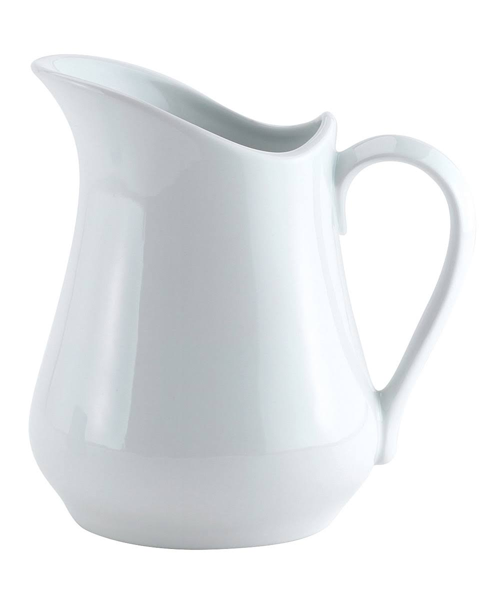 Harold Imports Porcelain Pitcher - 16oz