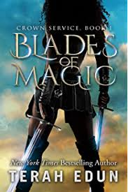 Blades Of Magic Crown Service Book 1