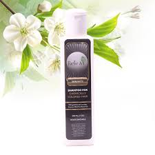 Biodegradable Color Care Shampoo Rustic Art Chemical Free Natural SLS Parabean For Chemically Treated