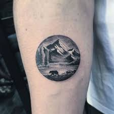 30 Epic Mountain Tattoo Ideas