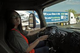St. Louis Community College Offers Free Truck Driver Training ... Professional Truck Driver Traing In Murphy Nc Colleges Cdl Driving Schools Roehl Transport Roehljobs 28 Resume For Cdl Free Best Templates Free Cdl Traing Md Yolarcinetonicco Mccann School Of Business Job Fair Roadmaster Drivers California Advanced Career Institute Commercial New Castle Trades And Company Sponsored Class C License Union Gap Yakima Wa Ipdent Custom Diesel Testing Omaha Practice Test Free 2018 All Endorsements