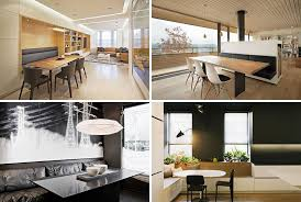 Kitchen Booth Seating Ideas by Dining Room Design Idea Use Built In Banquette Seating To Save