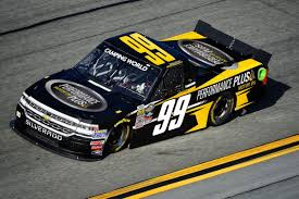 100 Nascar Camping World Truck Series Dalton Sargeant And Performance Plus Motor Oil Make Their 2017