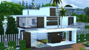 100 Best Modern House BEST MODERN HOUSE The Sims 4 Villa Mansion Secret Garden