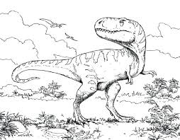 Coloring Pages Dinosaur Bones Free Cute Archives Dinosaurs Train Page