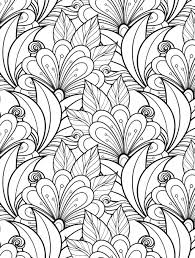 Free Online Colouring Pages Adults Printable Coloring For Flowers Dementia Gorgeous Book Large Size