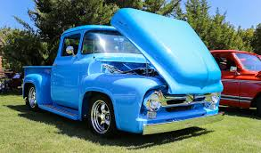 A 1956 Ford F-100 Done The Right Way