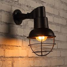 traditional wrought iron wall mounted industrial lights