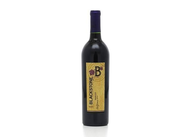 Blackstone Merlot Wine - 750ml