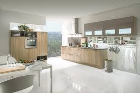 cuisine de marque allemande cette cuisine moderne en bois de marque allemande häcker présente