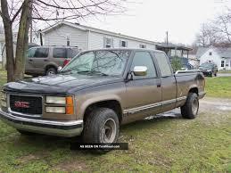 100 1994 Gmc Truck C1500 Sierra Sl Extended Cab Pickup 2 Door 5 7l