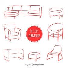 Furniture Vectors Photos And PSD Files
