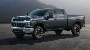 100 Motor Trend Truck Of The Year History 2020 Chevrolet Silverado HD Makes 910 LBFT Of Torque