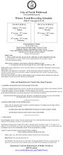 New York City Christmas Tree Disposal 2015 by Recycle U0026 Trash Info U2013 City Of North Wildwood New Jersey